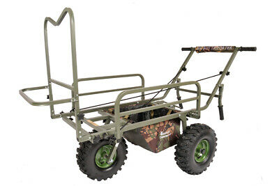 Prestige Carp Porter NEW MK2 Big Boy Triporter Fishing Barrow + Camo Middle Bag