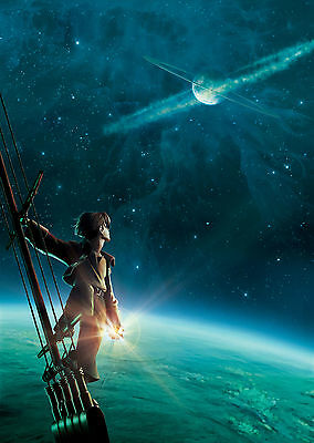 Treasure Planet (2002) - A1/A2 POSTER **BUY ANY 2 AND GET 1 FREE OFFER**