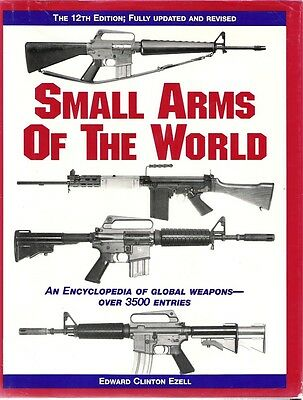 Small Arms of the World 12th Edition Edward Clinton Ezell ISBN 9780880296014 Gun