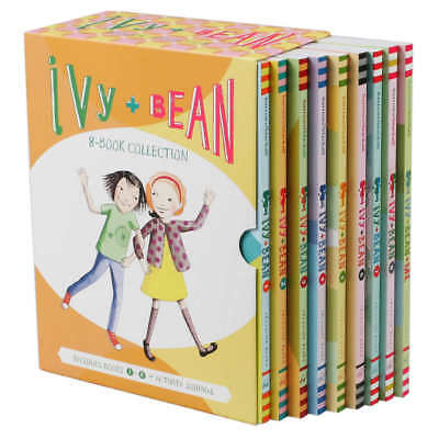 Ivy and Bean: 10 Book Box Set By Annie Barrows