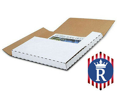 "LP RECORD ALBUM / BOOK Mailers (1/2"" & 1"" ) Ships today!( PREMIUM QUALITY )"