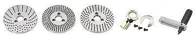 """Dividing Plates For 4 To 6"""" Vertex Rotary Tables (3900-2390) - Made In Taiwan"""