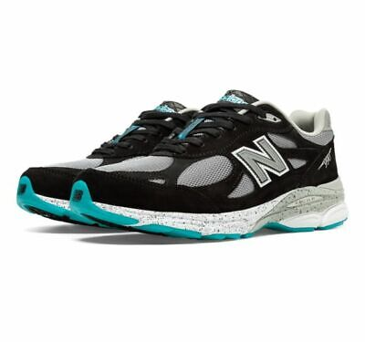 New Balance M9900B3 Black/gray *wide 2E* Made U.s.a Men Size: 7.5~11 Available