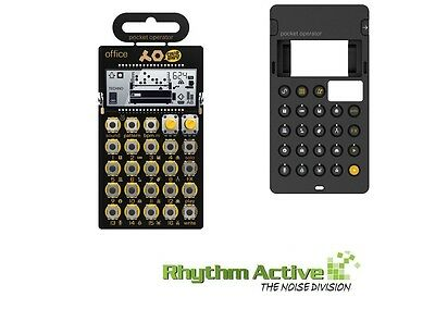 Teenage Engineering Pocket Operator Po-24 Office + Ca-24 Silicon Case