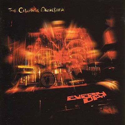 Cinematic Orchestra Every Day Double Lp Vinyl 33Rpm New 2002