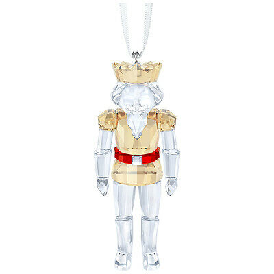 Swarovski 5223690 Nutcracker Ornament Christmas Authentic, New