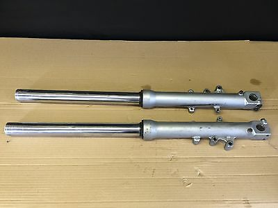 Kawasaki ZX4 ZX 400 Forks Legs Shocks Suspension Front End