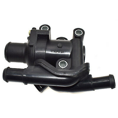 Thermostat Housing Water Outlet For Ford Escape Focus Tribute F8RZ-8575-CA New