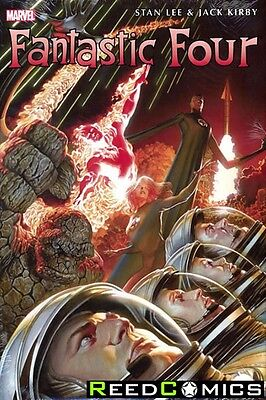 FANTASTIC FOUR VOLUME 3 OMNIBUS HARDCOVER New Hardback (952 Pages) Collect 61-93