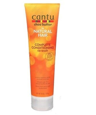 Cantu Shea Butter Natural Hair Complete Conditioning co-wash 10oz / 283g