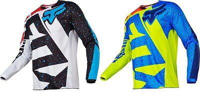 Fox Racing Kids Boys 180 Nirv MX Motocross Riding Jersey