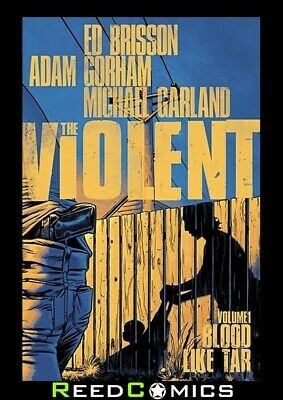 VIOLENT VOLUME 1 BLOOD LIKE TAR GRAPHIC NOVEL New Paperback Collects Issues #1-5