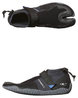New O'neill Superfreak Tropical St Reef Boot Mens Accessories Surfing Black