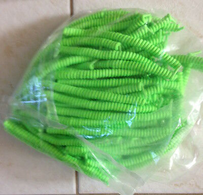 Elastic ShoeLaces, No, Y Ties, Curly, Twister, Coilers Bulk Lime Green