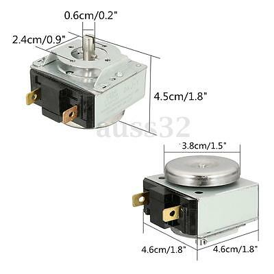 Metal AC 250V 15A 90 Minutes Timer Switch for Electronic Microwave Oven Cooker