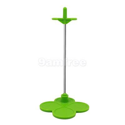 Green Plastic Display Stand Support Holder for 12 Inch Blythe Neo Licca Doll
