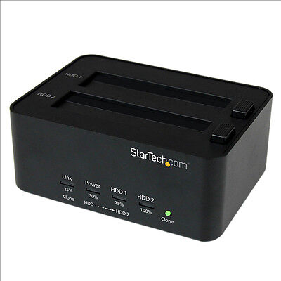 Startech.com Usb 3.0 To 2.5 / 3.5in Sata Hard Drive Docking Station And
