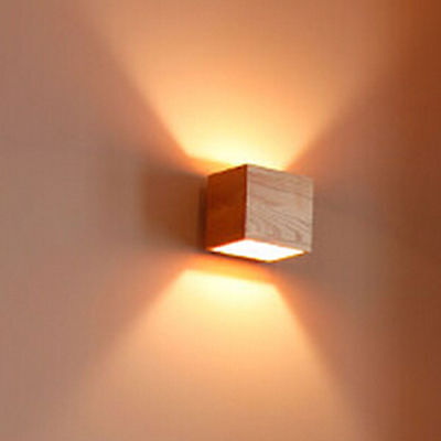 3W LED Wall Sconce Up/Down Light Fixture Porch Hotel Hall Cafe night Lamp LD520