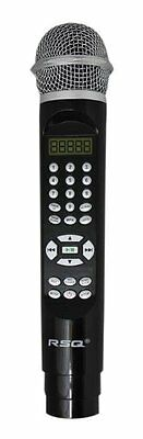 Media Sync HSK202 Rsq Microphone Type Mp3+g Player With Sd