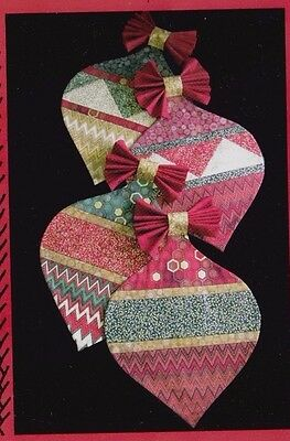 PATTERN - Christmas Placemats & Napkins - quick & easy PATTERN