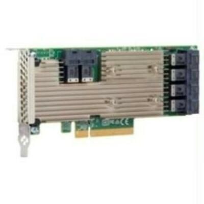 Lsi Logic 179357 Controller Card 05-25699-00 9305-24i 24-port Sas 12gb/s