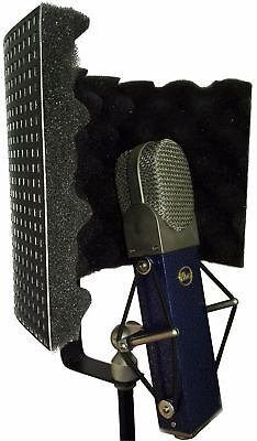 Microphone Shield Isolation Reflection Filter Screen Portable Vocal Booth