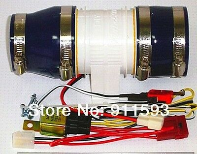 Auto Turbo charger  Turbo-5000 car parts Electronic turbocharger electric turbin