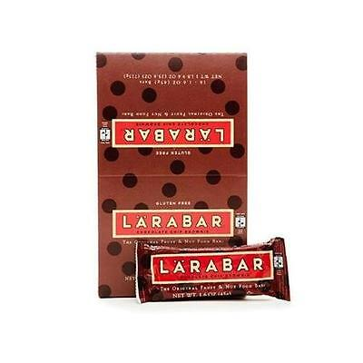 Larabar 0409144 Peanut Butter Chocolate Chip, 1.6 oz Case of 16