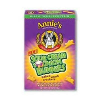 Annies Homegrown Tangy Ranch Cheddar Bunnies 7.5 Ounce