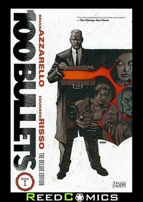 100 BULLETS BOOK 1 GRAPHIC NOVEL New Paperback Collects Issues #1-19
