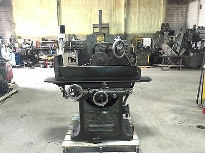 """GALLMEYER & LIVING  9"""" x 24"""" SURFACE GRINDER  HYD. TABLE"""