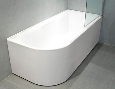 Designer cornerFIT* bath 1680mm. Was $1099. SALE. SALE. SALE.