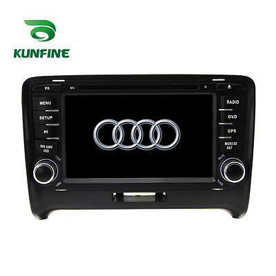 Android 5.1 Quad Core Car Stereo DVD Player GPS Navigation For Audi TT MK2 Radio
