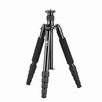 Sirui T-1005X 5-Section Aluminum Tripod Maximum Load 10 kg with Case for Cameras
