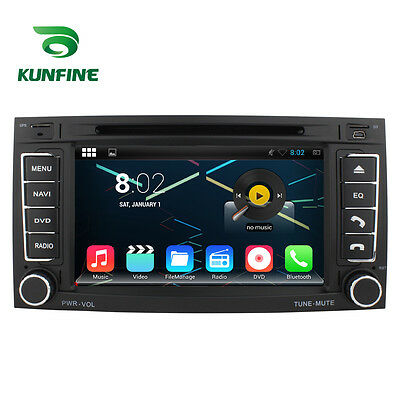 Android 5.1 Quad Core Car Stereo DVD Player GPS Navigation For VW TOUAREG Radio