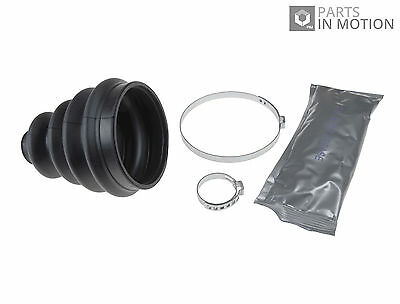 FORD FIESTA 1.2 CV Joint Boot Kit Front Outer 95 to 02 ADM58130 C.V. Driveshaft