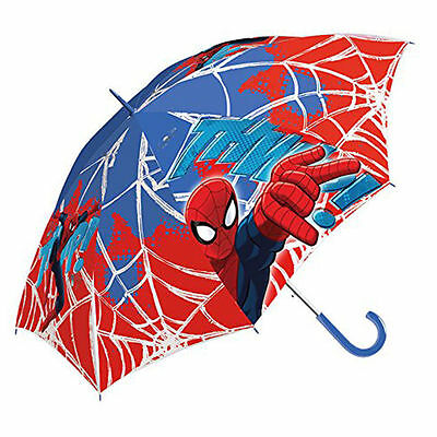 SPIDER MAN MARVEL CHILDREN'S UMBRELLA : Officially licensed: WH2-R6A 133 : NEW