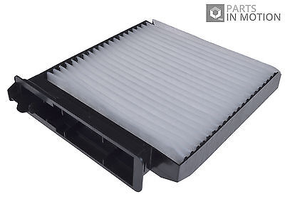 Pollen / Cabin Filter fits NISSAN MICRA K12 03 to 10 ADN12506 Blue Print New
