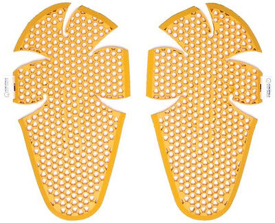 Forcefield NeT Flat Form CE Level 2 Certified Arm Knee Insert Upgrade Yellow