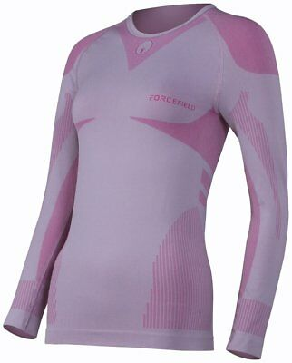 Forcefield Womens Base Layer Long Sleeve Shirt