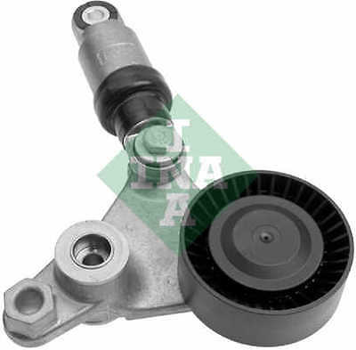 VAUXHALL VECTRA C 3.0D Auxilliary Belt Tensioner 03 to 08 534002410 Drive INA
