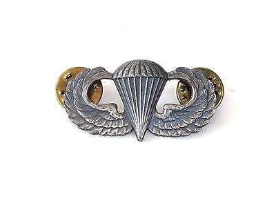 US Army Paratrooper Jump Wing , Clutch Back  D22 Airborne
