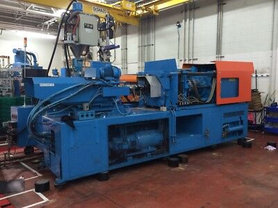 150 Ton Meiki Injection Molding Machine 8oz. Shot 730mm x 505mm Mold Size