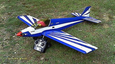 ULTRA SPORT 1000 scratch build R/c Plane Plans & Instruction 74 in. wing span
