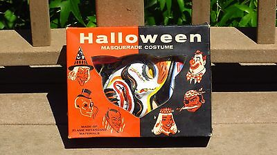 1950s Ben Cooper Captain Kidd Blood Pirate Masquerade Party Halloween Costumes