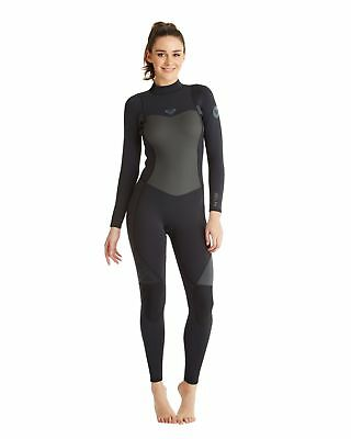 NEW ROXY™  Womens 3/2mm Syncro Flat Lock Steamer Wetsuit Womens Surf