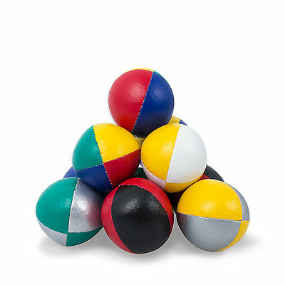 High Quality Thud / Beanbag Juggling Balls 120g - Made in UK - PRICED PER BALL