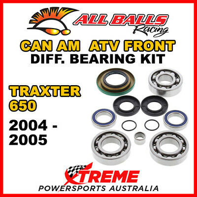 25-2069 Can Am Traxter 650 2004-2005 Front Differential Bearing Kit