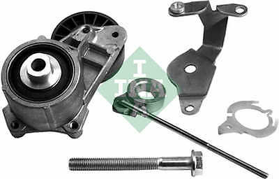 MERCEDES 190 W201 2.3 Aux Belt Tensioner 82 to 93 M102.985 Drive V-Ribbed INA