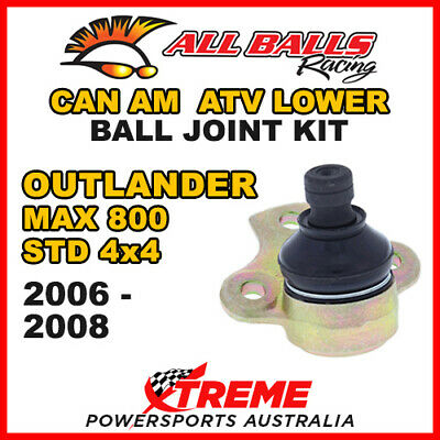 42-1040 Can Am Outlander MAX 800 STD 4x4 2006-2008 Lower Ball Joint Kit ATV